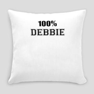 100% DEBBIE Everyday Pillow
