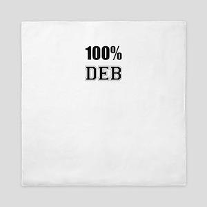 100% DEB Queen Duvet