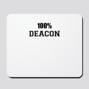 100% DEACON Mousepad