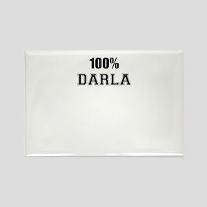 100% DARLA Magnets