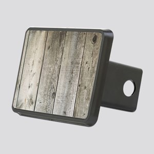 french country whitewashed Rectangular Hitch Cover