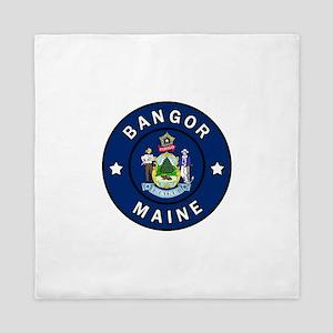 Bangor Ma Queen Duvet