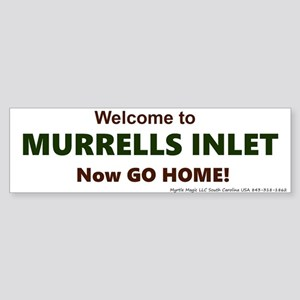 Murrells Inlet Sticker (Bumper)