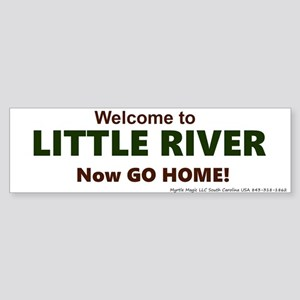 Little River Sticker (Bumper)