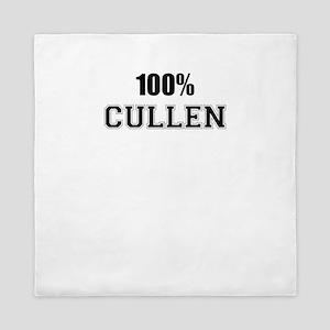 100% CULLEN Queen Duvet