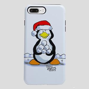 Snowball Penguin iPhone 8/7 Plus Tough Case