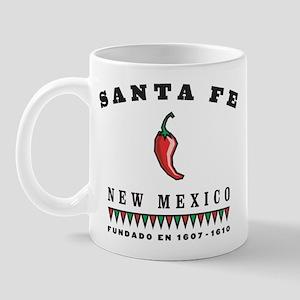 Santa Fe Pepper Mug