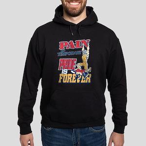Wrestling Pain Is Temporary Sweatshirt