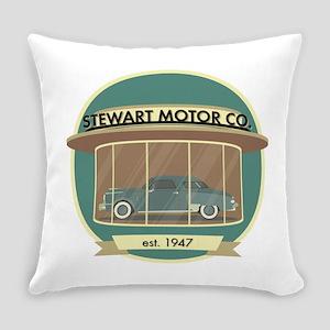 Stewart Motor Company Phoenix 1947 Everyday Pillow