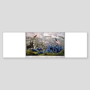 petersburg Bumper Sticker