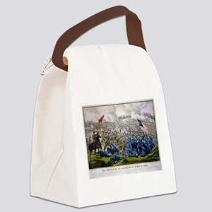 petersburg Canvas Lunch Bag