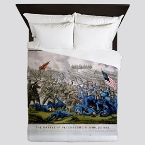 petersburg Queen Duvet