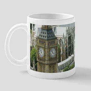 House of Parliament Mug
