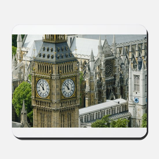 House of Parliament Mousepad