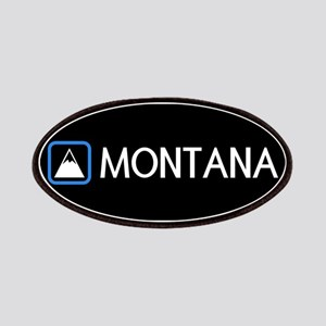 Montana Rocky Mountains Patch