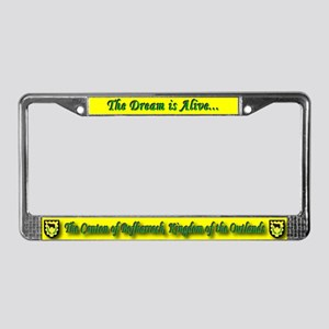 Aarquelle License Plate Frame