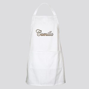 Gold Camilla Light Apron