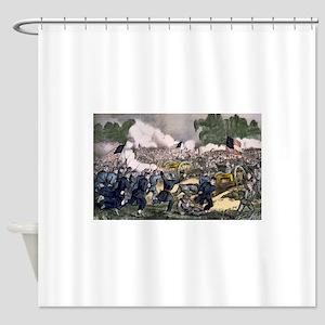 gettyburg Shower Curtain
