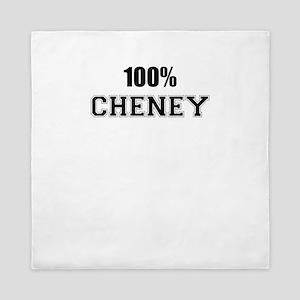 100% CHENEY Queen Duvet