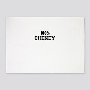 100% CHENEY 5'x7'Area Rug