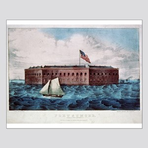 fort sumter Posters