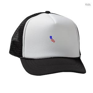 743a3100fb8 Germany Flag Kids Trucker Hats - CafePress