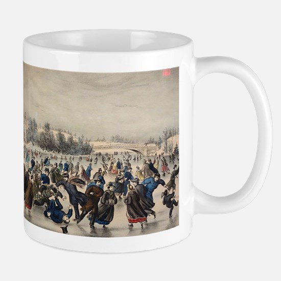 central park Mugs