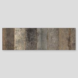 country farmhouse barn wood Bumper Sticker