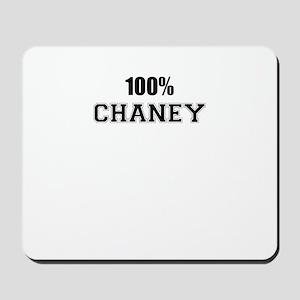 100% CHANEY Mousepad