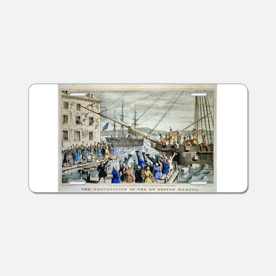 currier ives 19th century illustration Aluminum Li