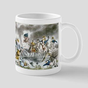 battle of new orleans Mugs
