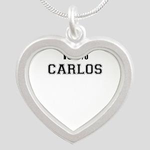100% CARLOS Necklaces