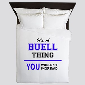 BUELL thing, you wouldn't understand! Queen Duvet