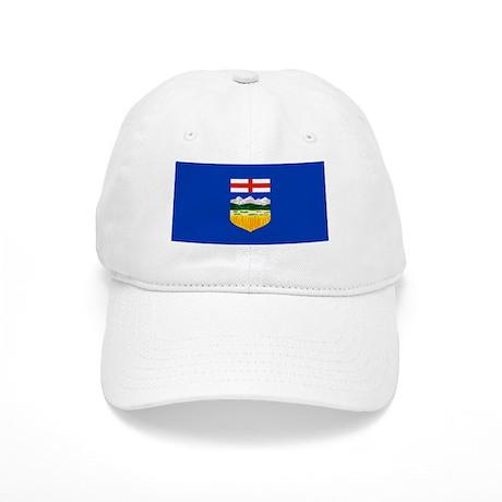 Alberta Flag Cap