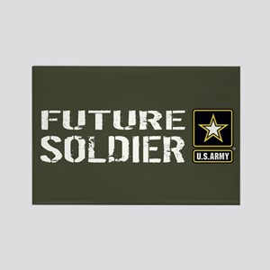 U.S. Army: Future Soldier (Milita Rectangle Magnet