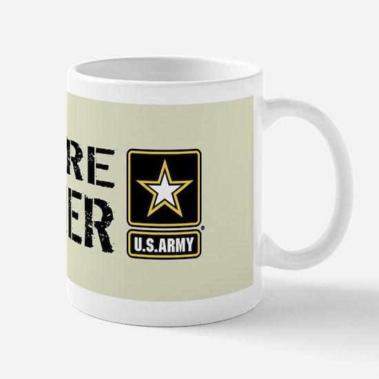 U.S. Army: Future Soldier (Sand) Mug