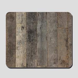 country farmhouse barn wood Mousepad