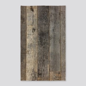country farmhouse barn wood Area Rug