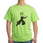 Mike Running Green T-Shirt