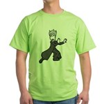 Mike Running Green T-Shirt