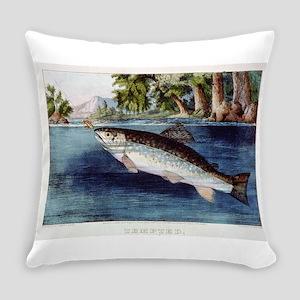 fish Everyday Pillow