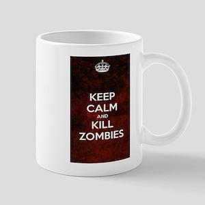 Kill Zombies Mugs
