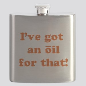 oil for that Flask