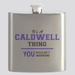 CALDWELL thing, you wouldn't understand! Flask