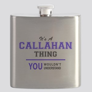 CALLAHAN thing, you wouldn't understand! Flask