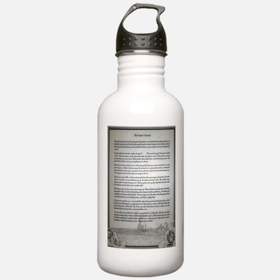 The Snipe's Lament Water Bottle