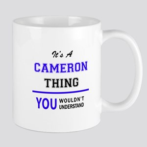 CAMERO thing, you wouldn't understand! Mugs