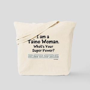 Taino Woman Tote Bag
