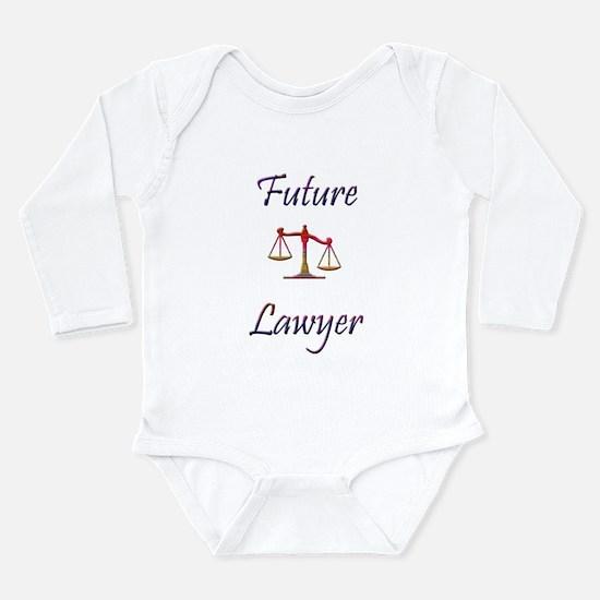 Future Lawyer Infant Bodysuit Body Suit
