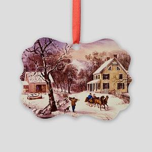 homestead Ornament